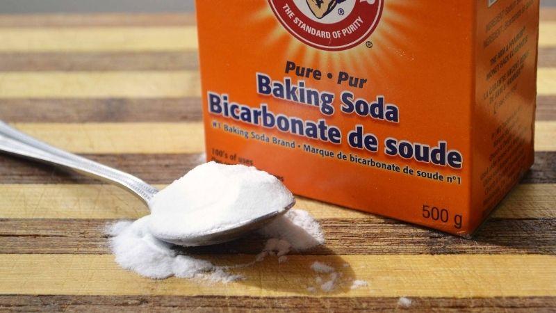 Chăm sóc da bằng Baking soda