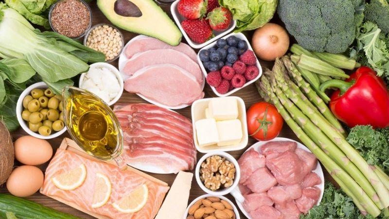 Sử dụng thực phẩm nhiều vitamin giúp da phục hồi tốt hơn