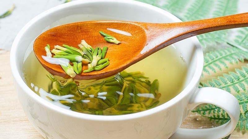 Uống trà tâm sen chữa bệnh mất ngủ là phương pháp đơn giản nhất