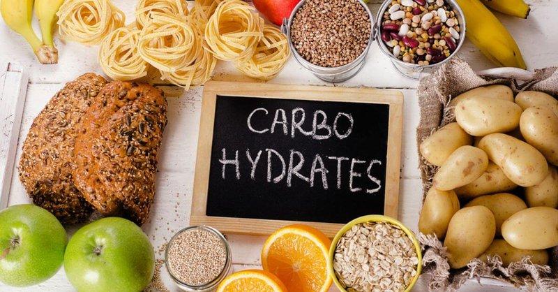 Tăng lượng carbohydrate và chất béo trong thực đơn hàng ngày