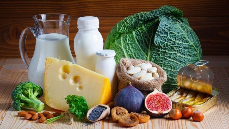Tích cực bổ sung dưỡng chất có lợi từ thực phẩm