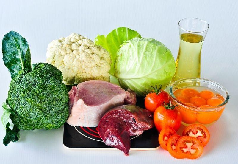 Các thực phẩm giàu vitamin K tốt cho việc điều trị bệnh