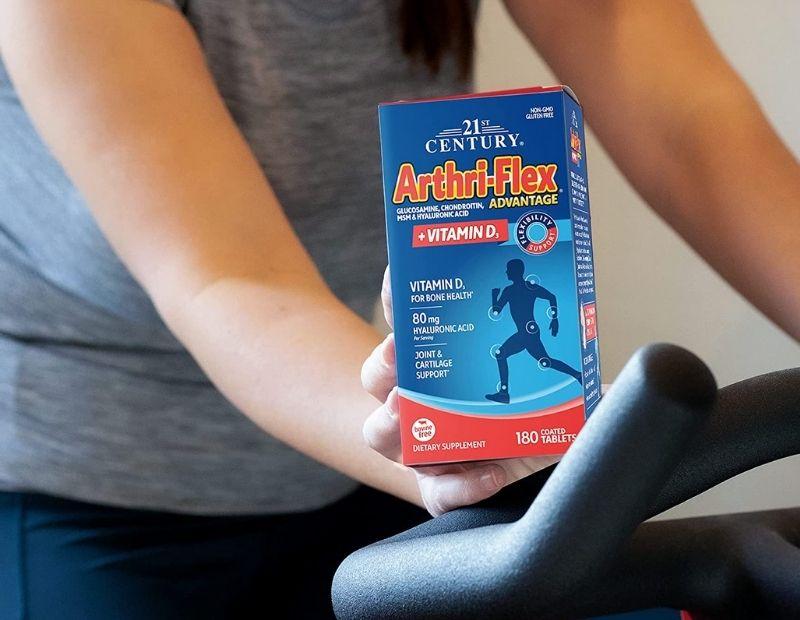 Thực phẩm chức năng Arthri Flex Advantage Vitamin D3