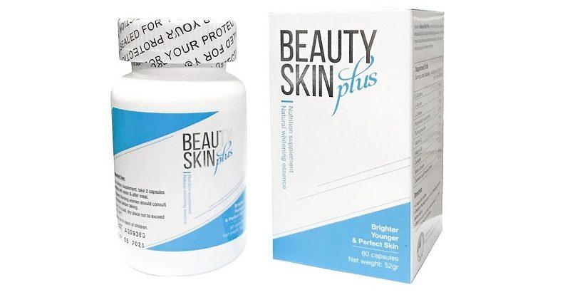 Beauty Skin cải thiện tình trạng tàn nhang hiệu quả