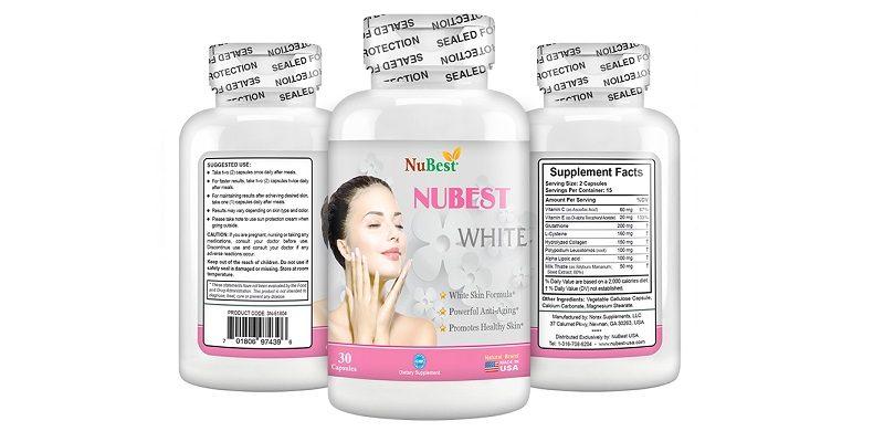 Nubest White cũng là sản phẩm được các chuyên gia khuyên dùng