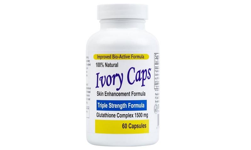 Viên uống giảm tàn nhang Ivory Caps