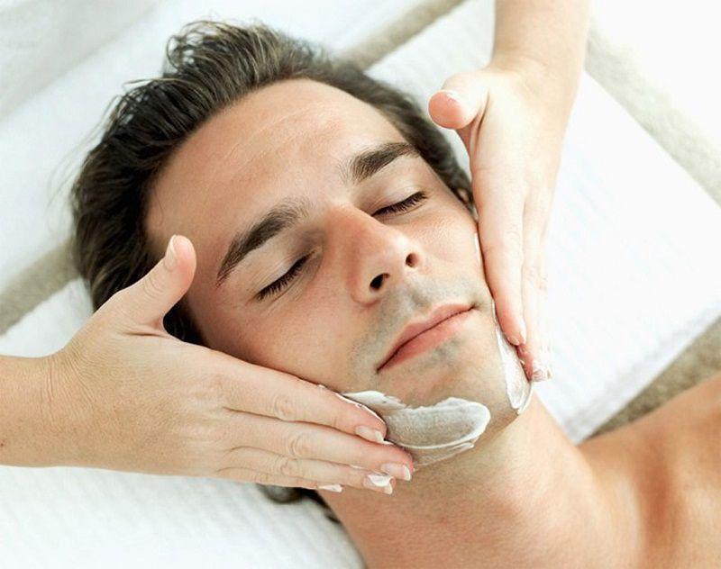 Cách làm trắng da cho nam tại spa, thẩm mỹ viện