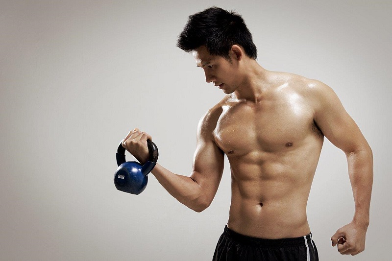Tập thể dục thường xuyên để hỗ trợ da khỏe đẹp