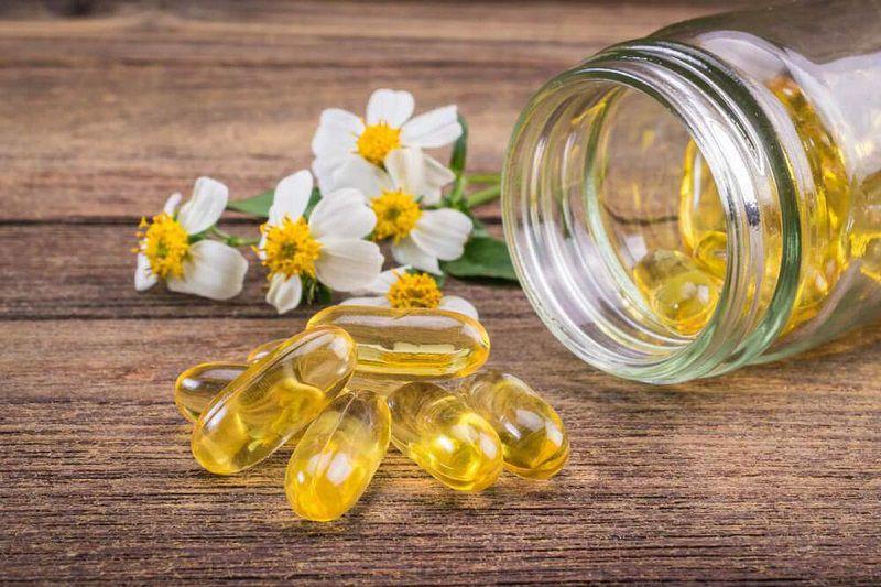 Dưỡng trắng da toàn thân với vitamin E