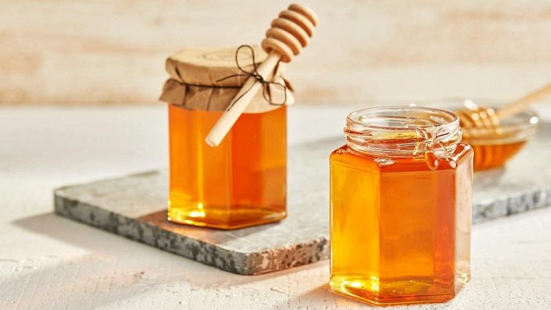 Kết hợp mật ong, đường và sữa