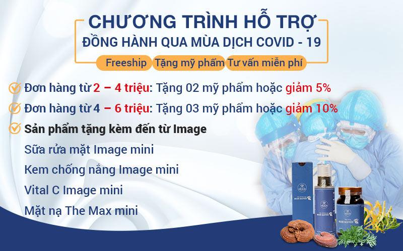 Viện Da liễu Hà Nội - Sài Gòn triển khai chương trình hỗ trợ mùa dịch trong tháng 8