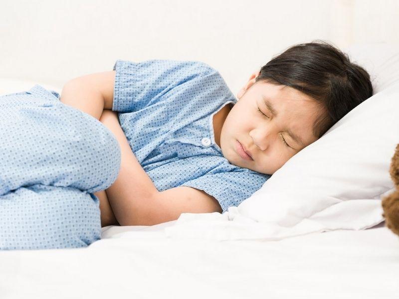 Trẻ nhỏ dễ nhiễm vi khuẩn HP
