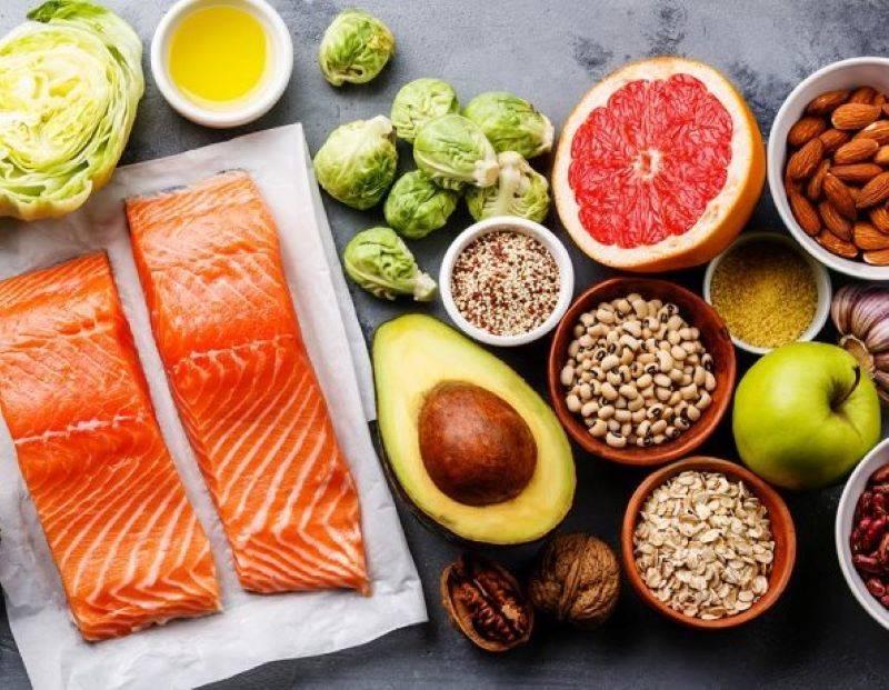 Các loại thực phẩm như cá, yến mạch, bơ... giúp tăng cường sức khỏe đường ruột