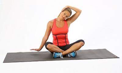 Các tư thế yoga chữa thoái hóa đốt sống cổ