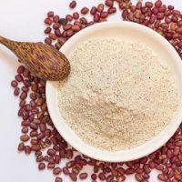Các cách dùng bột đậu đỏ trắng da cần biết