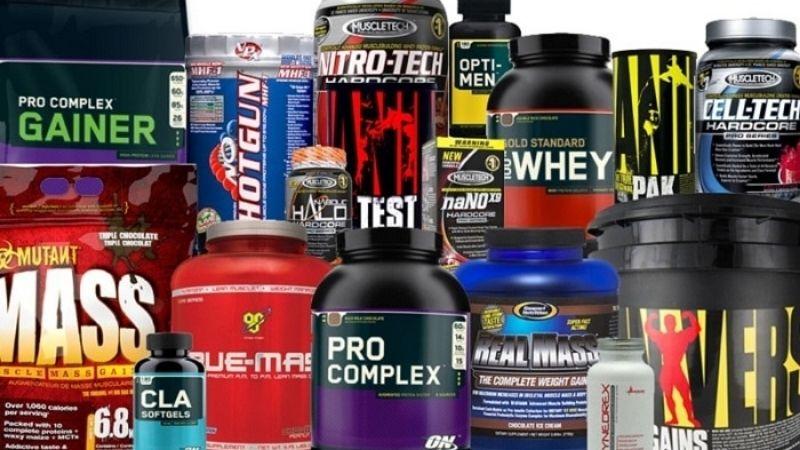 Người dùng có thể uống thêm các loại mass tăng cân