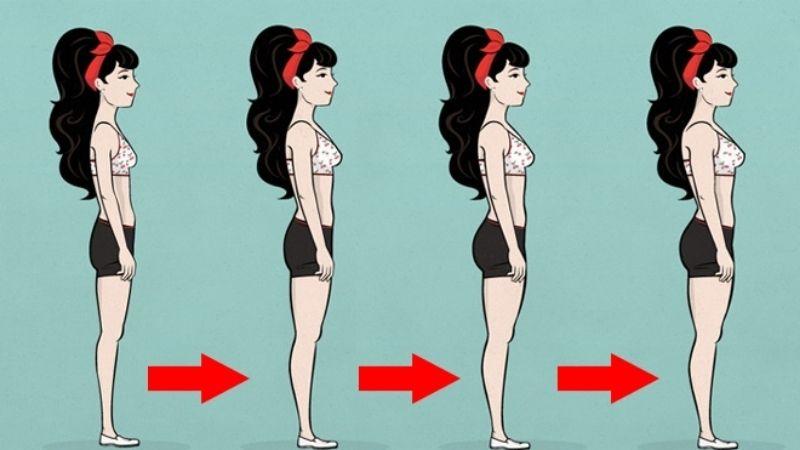 Kết hợp ăn uống và luyện tập giúp cân nặng thay đổi hiệu quả
