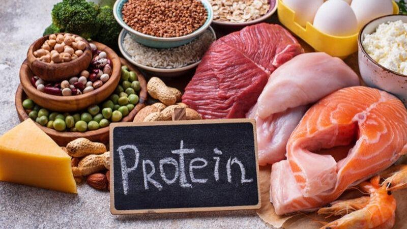 Người gầy nên bổ sung thực phẩm già protein
