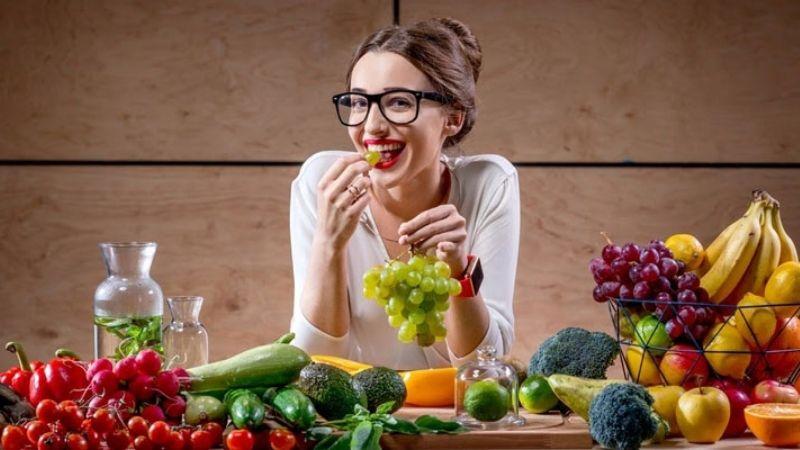 Cách tăng cân cho người gầy - Duy trì thói quen ăn thường xuyên trong ngày