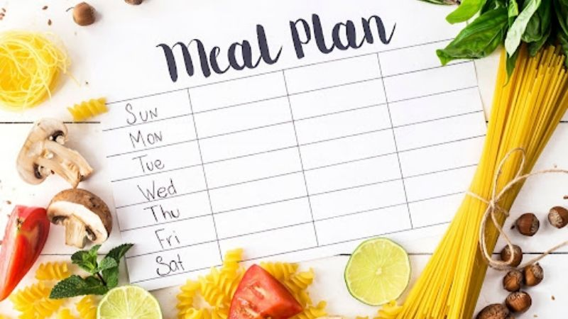Hãy xây dựng một kế hoạch tăng cân thật chi tiết