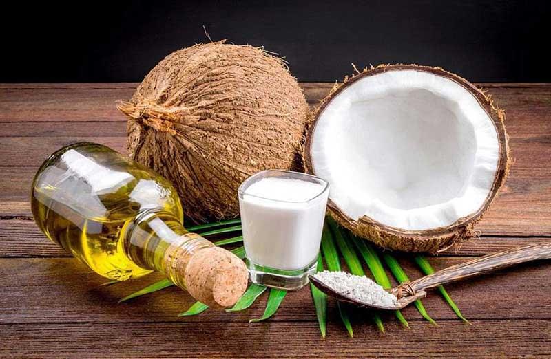 Sự kết hợp dầu dừa và sữa chua cho hiệu quả trị nám cao