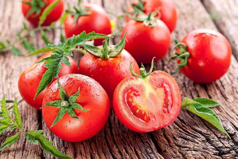 Rau cần tây khi kết hợp cùng cà chua sẽ giúp loại bỏ mỡ thừa và giảm béo