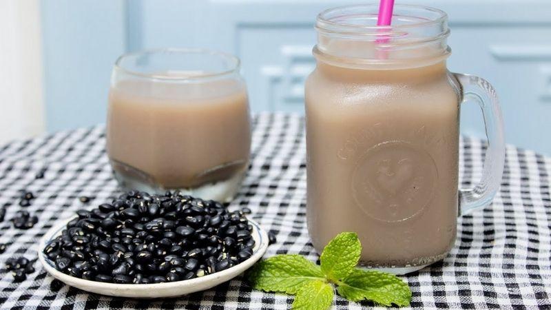 Công thức sữa đậu đen giảm cân tại nhà