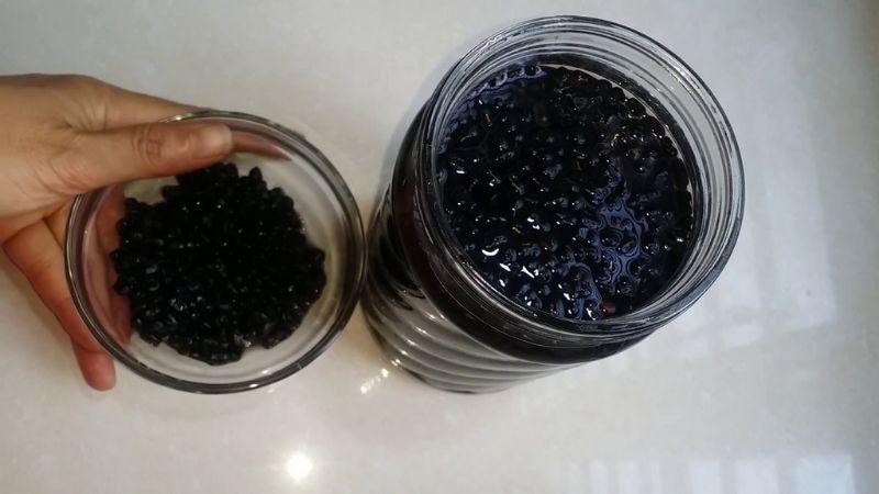 Ngâm đậu đen với giấm giúp gia tăng hiệu quả giảm mỡ thừa