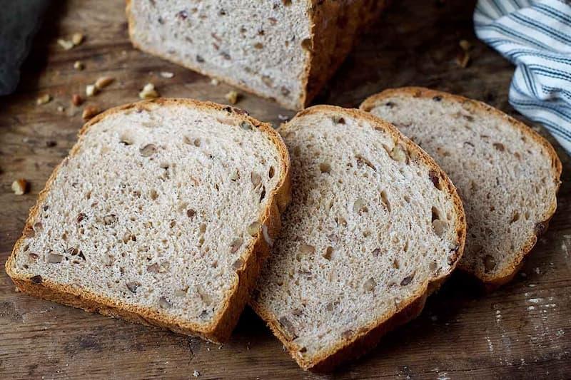 Bánh mì giảm cân từ gạo lứt có hương vị thơm ngon