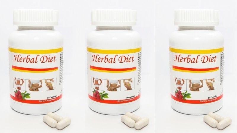 Herbal Diet được người dùng ưa chuộng sử dụng hiện nay