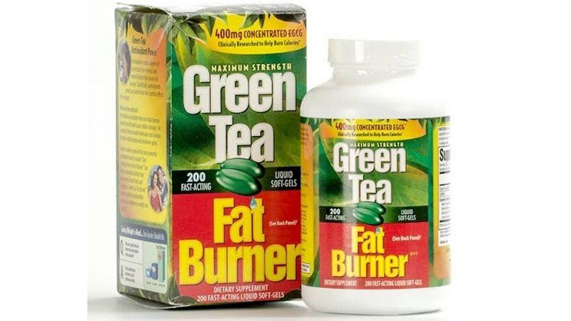 Green Tea có chiết xuất trà xanh giúp giảm cân hiệu quả