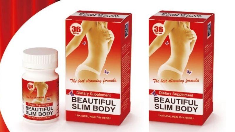 Beautiful Slim Body là thực phẩm chức năng giảm cân của Mỹ được nhiều người biết đến