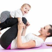 Các cách giảm cân sau sinh hiệu quả nhất mà mẹ cần biết