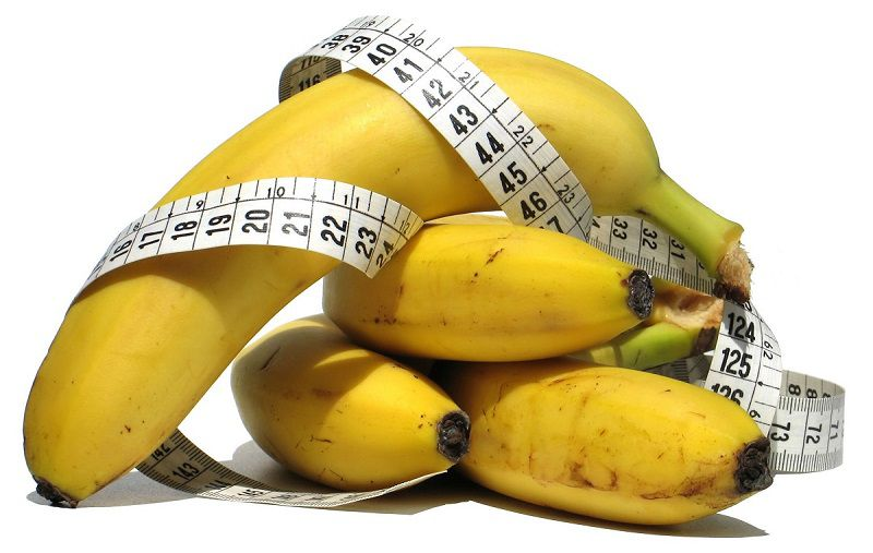 Chuối được đánh giá là nguyên liệu giúp giảm cân an toàn