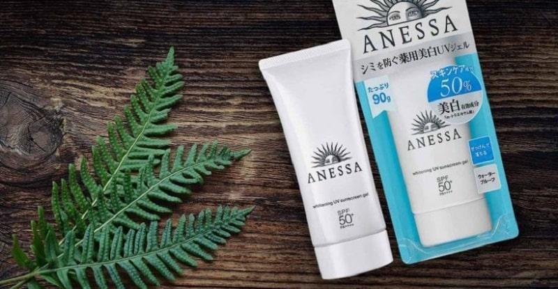 Shiseido Anessa Whitening UV Sunscreen chống nắng hiệu quả
