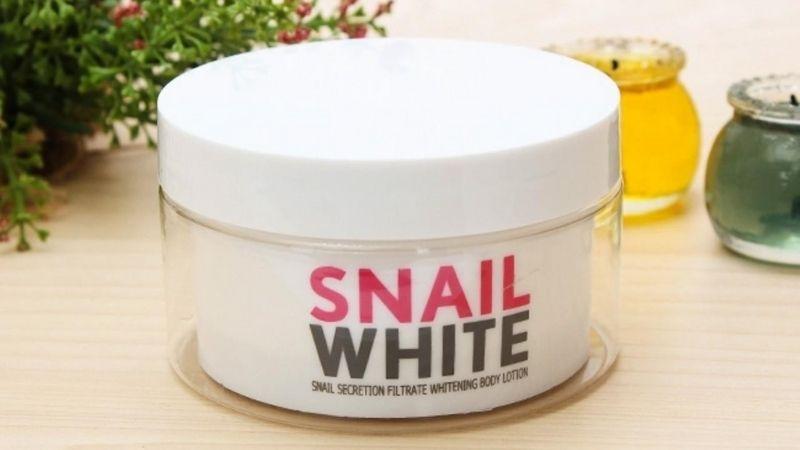 Kem trắng da của Thái cũng rất được ưa chuộng