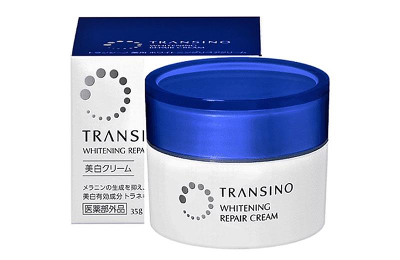 Transino Whitening Repair Cream chuyên trị nám da