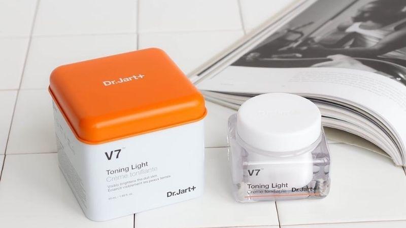 Ủ trắng da V7 Toning Light Dr.Jart+