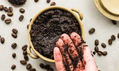 Gợi ý 14 phương pháp làm trắng da mặt bằng bã cà phê