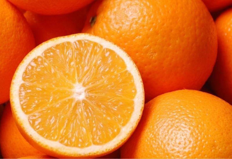 Những dưỡng chất có trong trái cam đem lại tác dụng vô cùng tốt