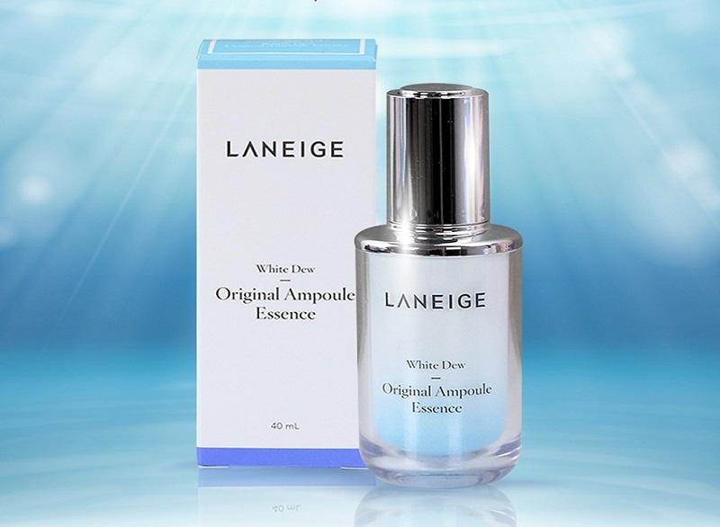 Serum dưỡng trắng cho da dầu Laneige được sản xuất tại Hàn Quốc