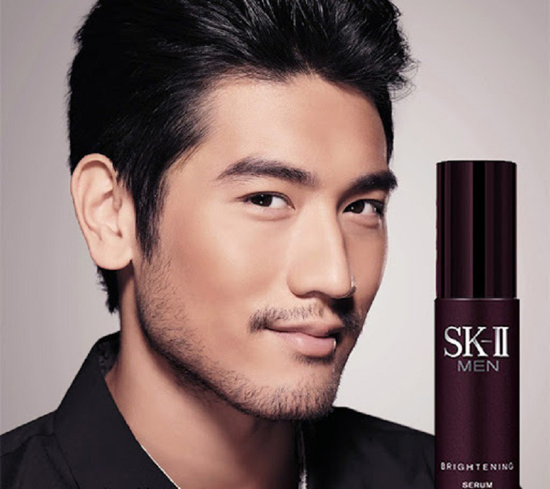 Serum dưỡng trắng da mờ thâm SK-II Men Brightening