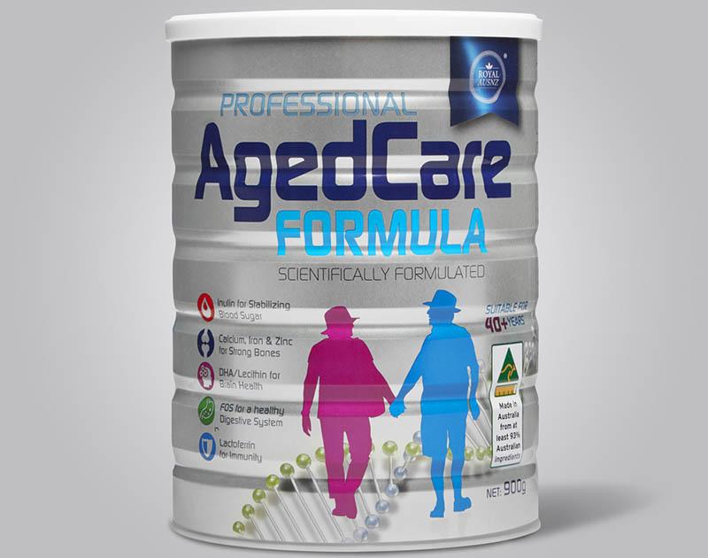 Royal Ausnz Agedcare Formula dành cho người trên 40 tuổi
