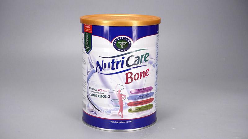 sữa loãng xương cho người lớn tuổi