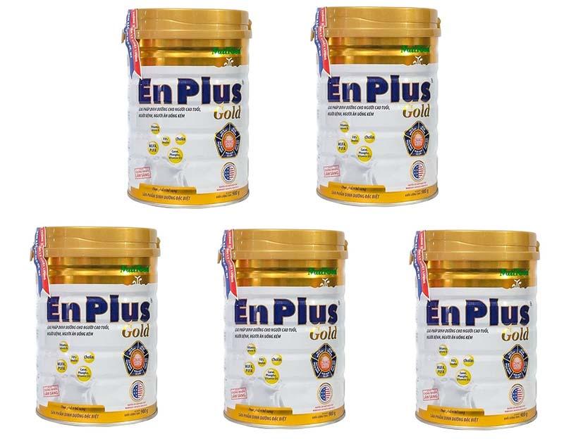 Bổ sung sữa Nutifood Enplus Gold có thể giúp người dùng khỏe mạnh