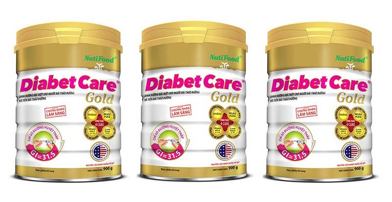 Nuti Diabetcare Gold là sữa loãng xương dành cho người tiểu đường được nhiều người lựa chọn