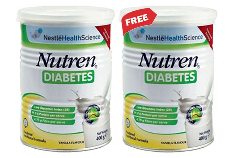 Nutren Diabetes là sản phẩm đến từ Thụy Sỹ