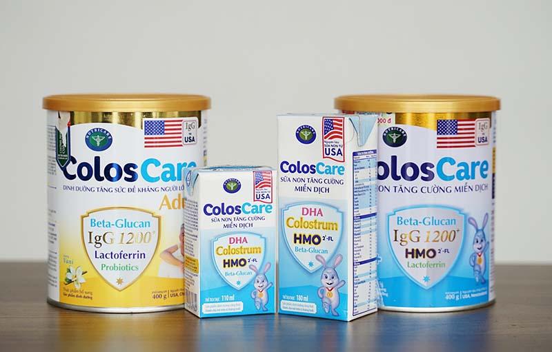 Coloscare Adult đến từ thương hiệu NutriCare Việt Nam với nhiều công dụng