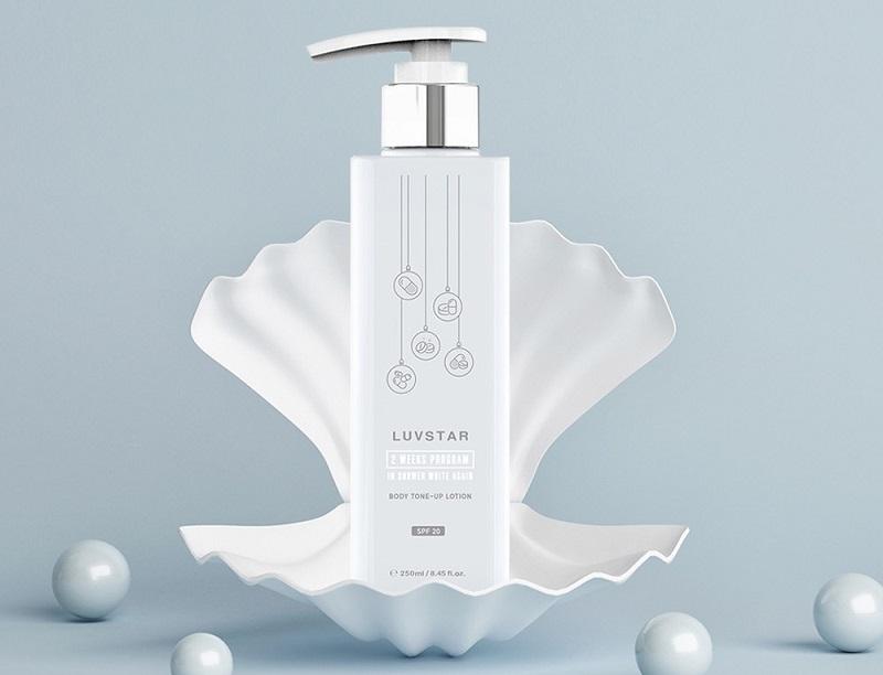 LUVSTAR - Dòng sản phẩm tắm trắng cao cấp từ Hàn Quốc
