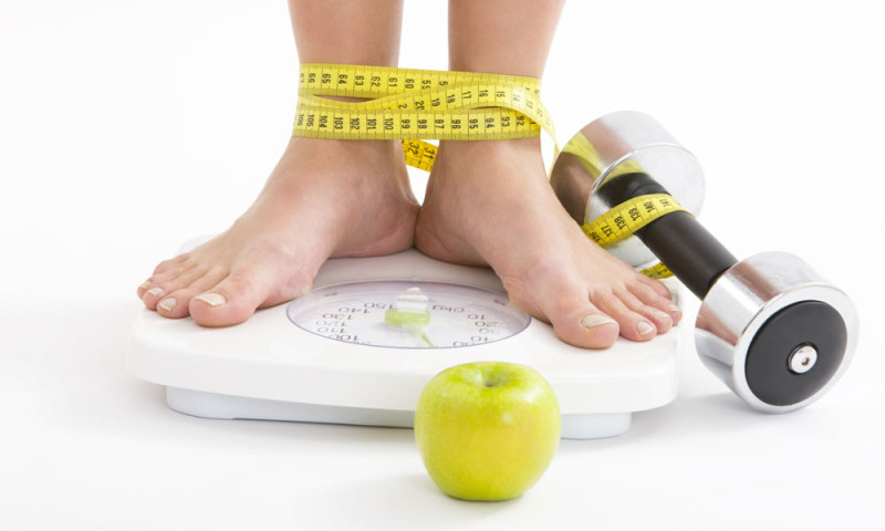 Người bị tăng cân đột ngột cần ăn uống và tập luyện khoa học để duy trì cân nặng lý tưởng